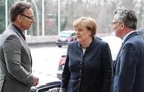 Merkel liczy, że zamachowiec zostanie szybko schwytany