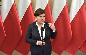 Premier Szydło: w 2017 bez zmiany w podatkach