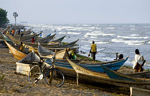 Uganda: w katastrofie łodzi zginęła drużyna piłkarska