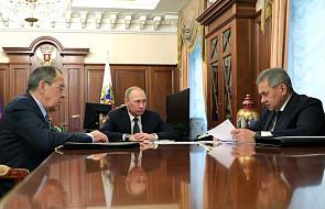 Ławrow: proponujemy wydalenie 35 dyplomatów USA