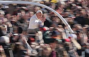 Watykan: 43 tys. Polaków na papieskich audiencjach w 2016