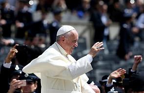 Tak wyglądał ubiegły rok papieża Franciszka