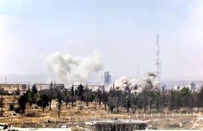 Eksplozja bomb na targu w Bagdadzie, 21 ofiar