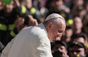Franciszek: dziękujmy i ofiarujmy Panu rok 2016