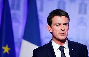 Francja: premier chce się ubiegać o prezydenturę