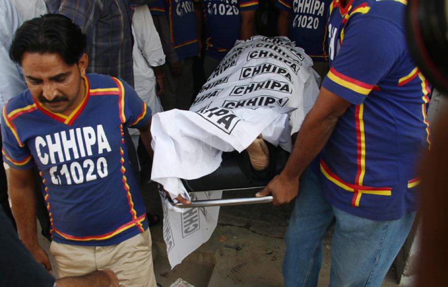 Pakistan: zabici i rani w pożarze hotelu