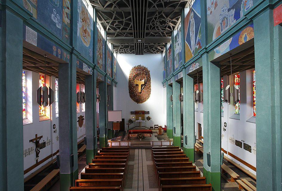 Niepozorny kościół, w którym ukryto skarb - zdjęcie w treści artykułu