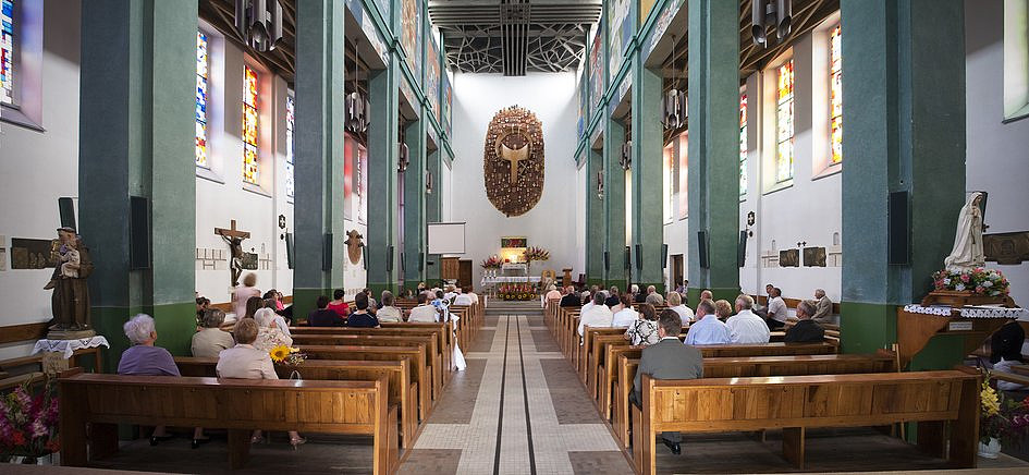 Niepozorny kościół, w którym ukryto skarb - zdjęcie w treści artykułu nr 3