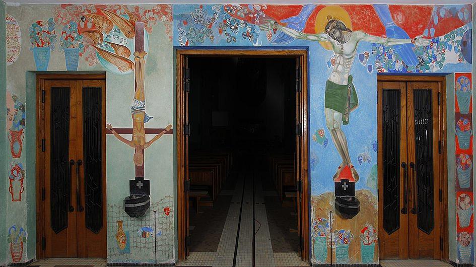 Niepozorny kościół, w którym ukryto skarb - zdjęcie w treści artykułu nr 2