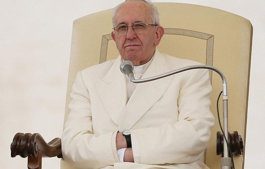 Franciszek: najdoskonalszą owcą zagubioną jest Judasz