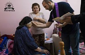 Ksiądz, który służy 40 tysiącom uchodźców