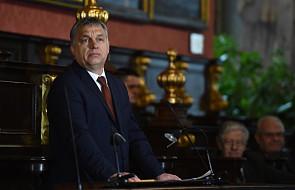 Orban: Europa Środkowa przeżywa renesans