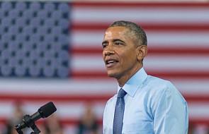 Obama uchylił restrykcje na eksport broni do Syrii