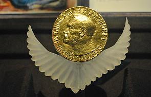 Znamy nominowanych do pokojowej Nagrody Nobla