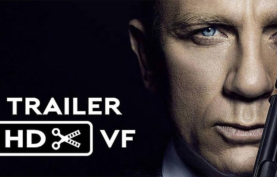 James Bond powraca. Zobacz trailer [WIDEO]