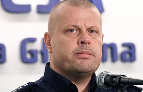 Komendant główny policji złożył rezygnację