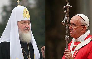 Papież i patriarcha chcą uwielbić Boga. Razem
