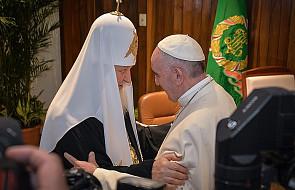 Papież i patriarcha podpisali Wspólną Deklarację