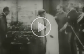 To najstarsze znane nagranie papieża