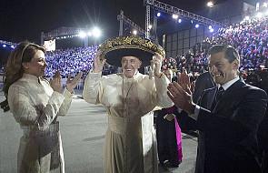 Franciszek przybył do Meksyku