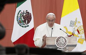 Franciszek: przybywam do Meksyku jako misjonarz miłosierdzia i pokoju