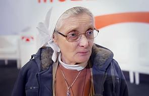 Siostra Chmielewska: przekręcono moje słowa