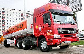 Kreml o zakazie przejazdu dla rosyjskich ciężarówek
