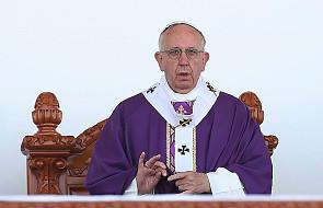 Franciszek do księży: to jest ulubiony oręż diabła