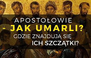 Historia wszystkich apostołów na jednej infografice