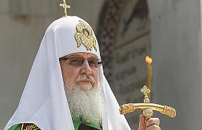 Patriarcha Cyryl będzie sprawował liturgię na Antarktydzie