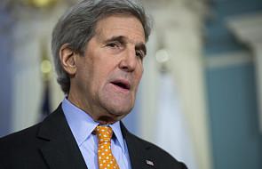 Kerry: cieszymy się z decyzji Polski ws. Komisji Weneckiej