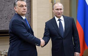 """Putin: Węgry """"dawnym i solidnym partnerem"""""""
