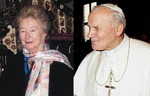 Podarunek Karola Wojtyły dla Anny Tymienieckiej