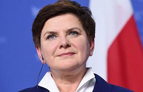 Szydło: budowa gazociągu do Polski jest możliwa