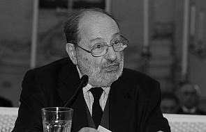 L`Osservatore Romano z uznaniem o Umberto Eco