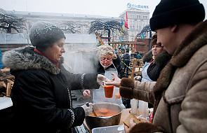 """Akcja """"Mój Post - Twój Posiłek"""" w Krakowie"""