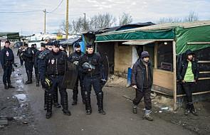 """""""Dżungla"""" w Calais do częściowej rozbiórki"""