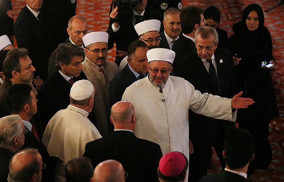 Papież w rzymskim meczecie 10 kwietnia?