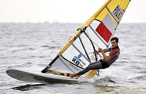 Piotr Myszka mistrzem świata w windsurfingu
