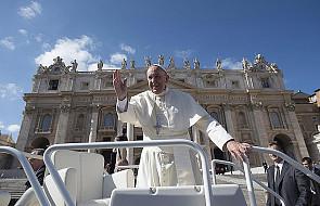 Papież odwiedził ośrodek dla narkomanów