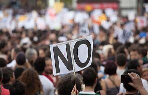 Portugalia: protesty przeciwko obrazoburczemu plakatowi