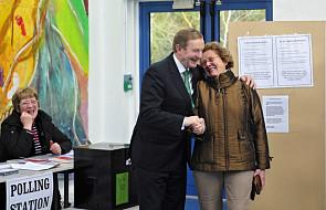 Irlandia: Fine Gael wygrywa w exit polls