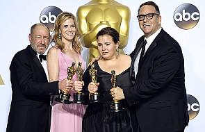 Laureaci Oscara zaapelowali do papieża Franciszka