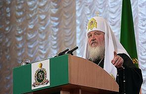 Patriarcha Cyryl: o Sobórze Wszechprawosławnym