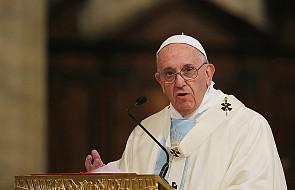 Franciszek: styl Boga nie jest stylem człowieka