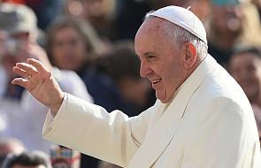 Franciszek wzywa do działań na rzecz pokoju w Syrii