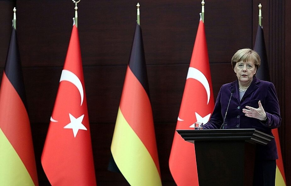 Kanclerz Merkel krytykuje działania Rosji w Syrii