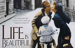 """Film na weekend: """"Życie jest piękne"""""""