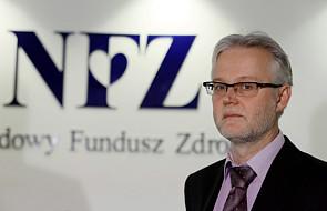 MZ: prezes NFZ odwołany ze stanowiska
