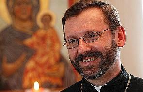 Abp Szewczuk: Papież podziękował nam [WYWIAD]